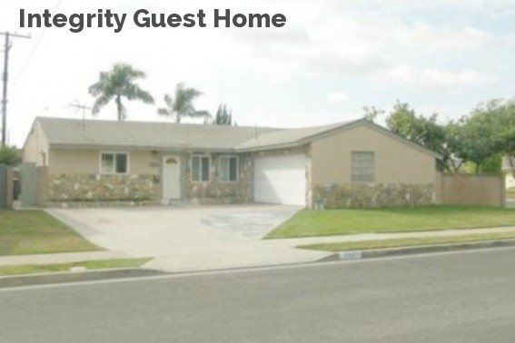 Integrity Guest Home