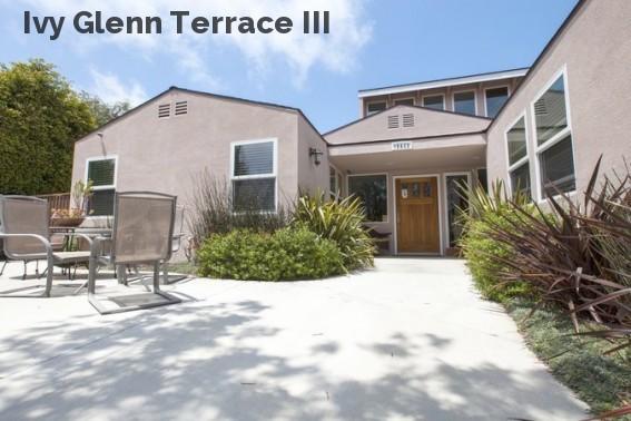 Ivy Glenn Terrace III