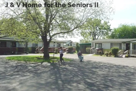 J & V Home for the Seniors II