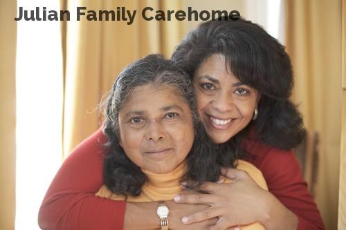 Julian Family Carehome
