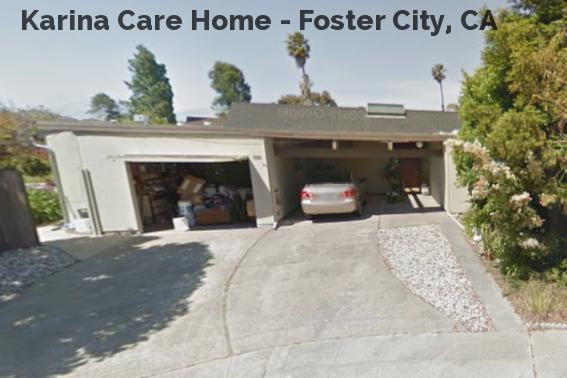 Karina Care Home - Foster City, CA