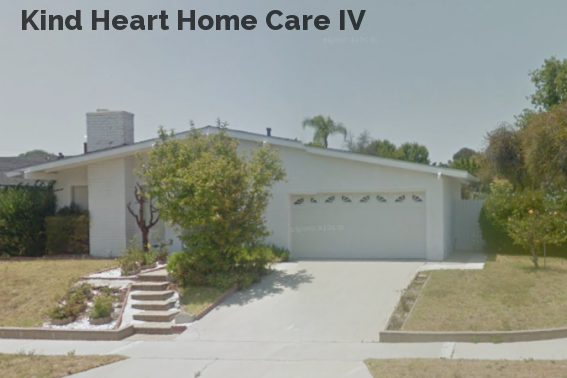 Kind Heart Home Care IV