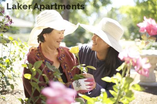 Laker Apartments