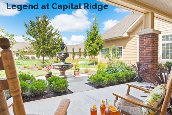 Legend at Capital Ridge