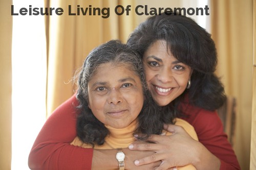 Leisure Living Of Claremont
