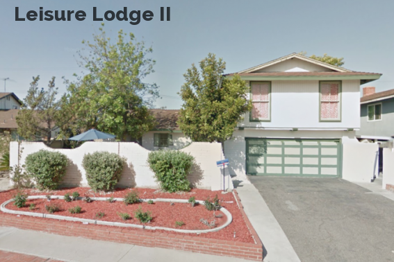 Leisure Lodge II