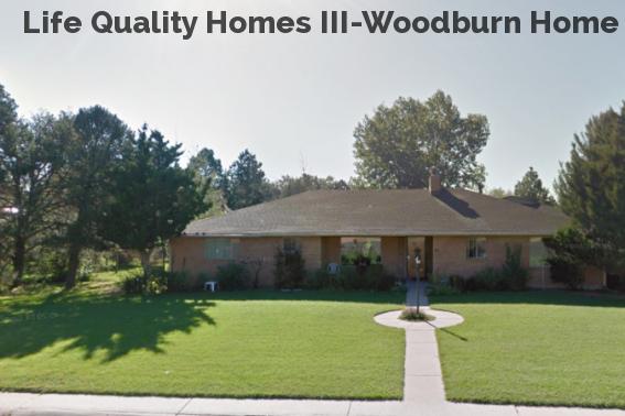 Life Quality Homes III-Woodburn Home