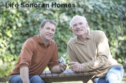 Life Sonoran Homes