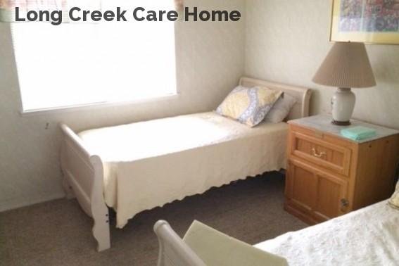 Long Creek Care Home
