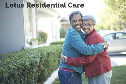 Lotus Residential Care