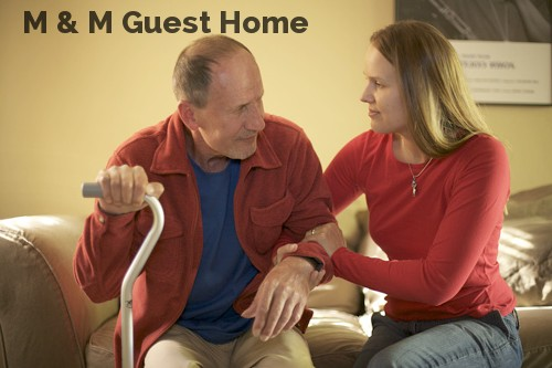 M & M Guest Home