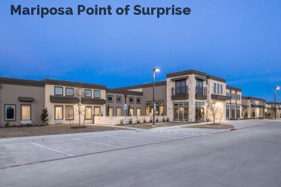Mariposa Point of Surprise