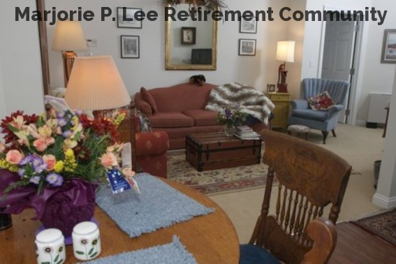 Marjorie P. Lee Retirement Community