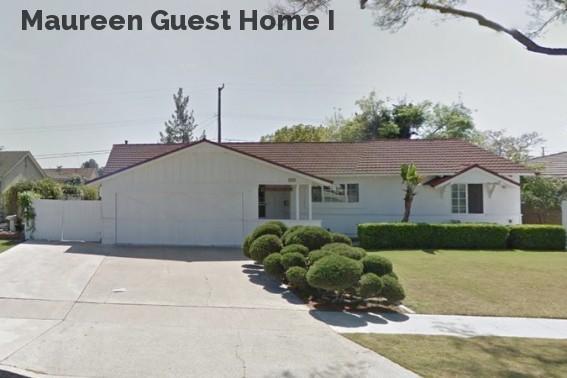 Maureen Guest Home I