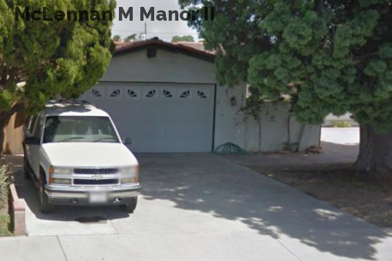 McLennan M Manor II