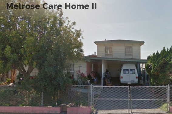 Melrose Care Home II