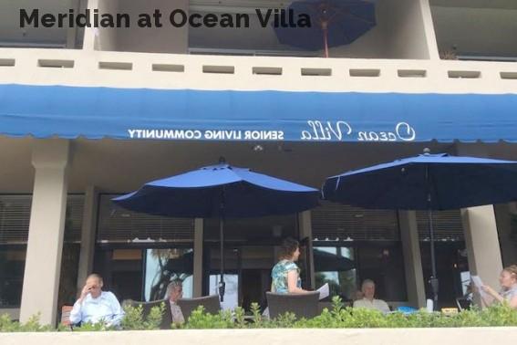 Meridian at Ocean Villa