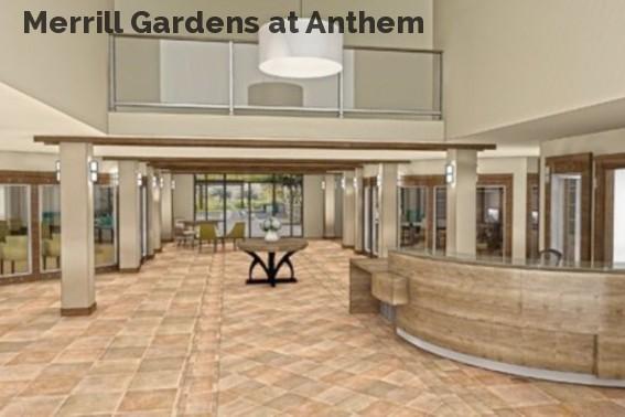 Merrill Gardens at Anthem