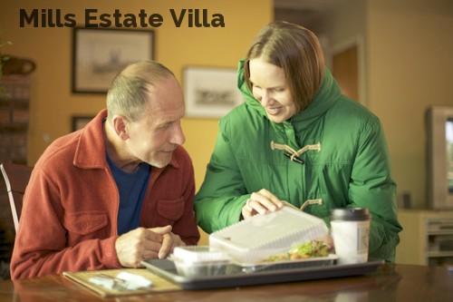 Mills Estate Villa