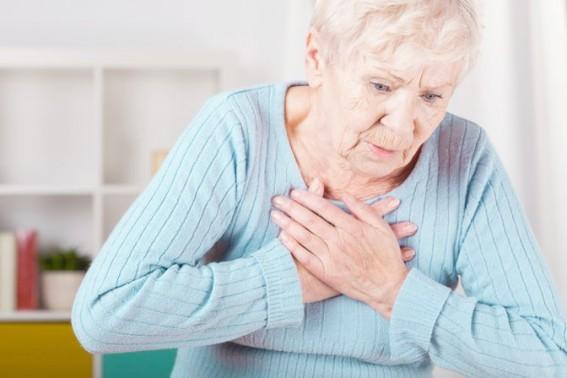 More women than men suffer a heart attack