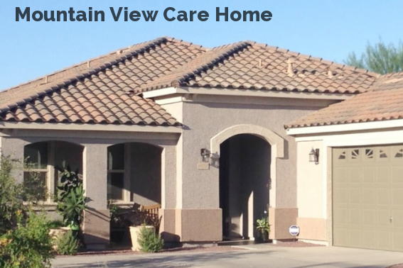 Mountain View Care Home