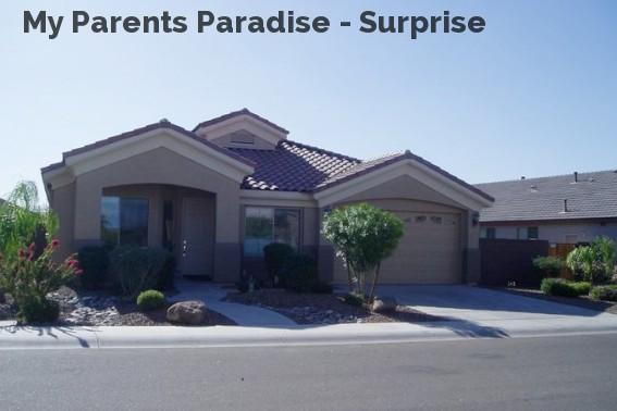 My Parents Paradise - Surprise