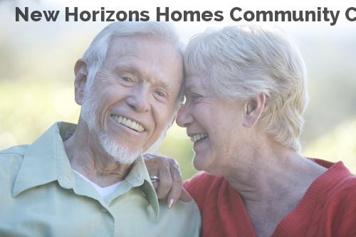 New Horizons Homes Community Care Fac...