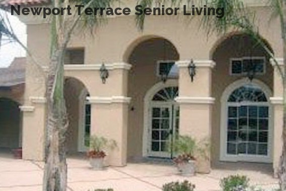 newport terrace senior living offers assisted living in newport