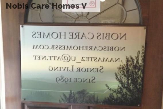 Nobis Care Homes V