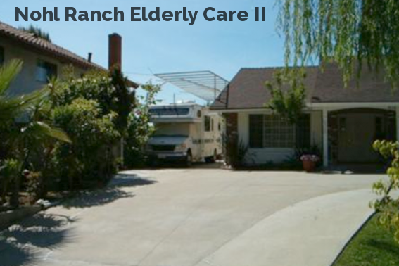Nohl Ranch Elderly Care II