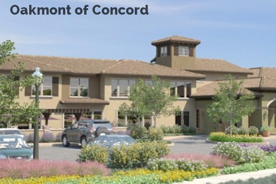 Oakmont of Concord