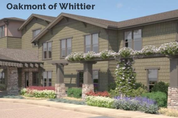 Oakmont of Whittier