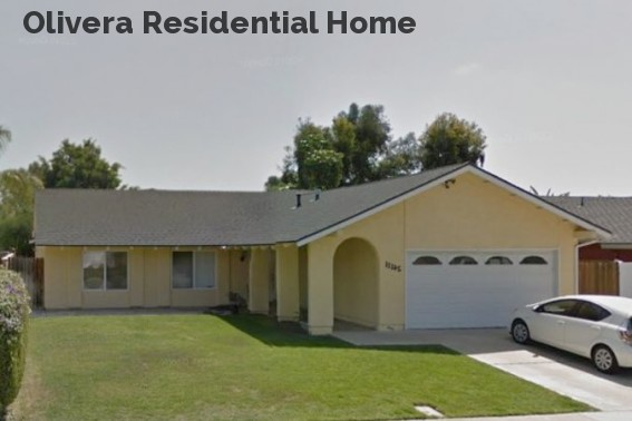 Olivera Residential Home