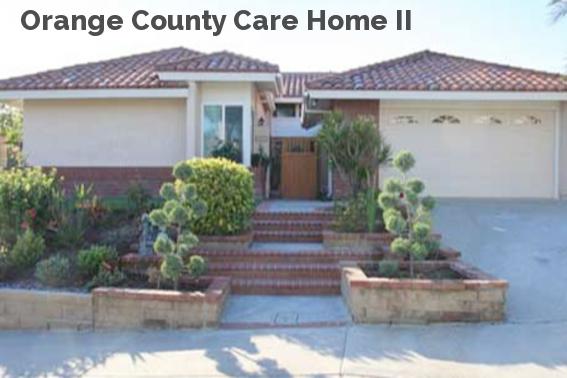Orange County Care Home II