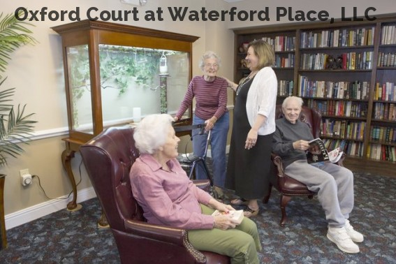 Oxford Court at Waterford Place, LLC