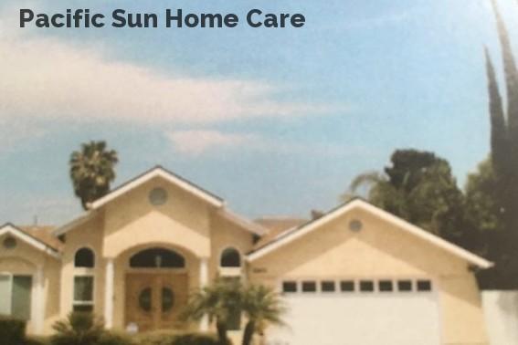Pacific Sun Home Care