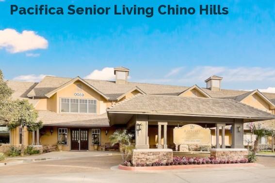 Pacifica Senior Living Chino Hills