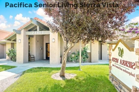 Pacifica Senior Living Sierra Vista