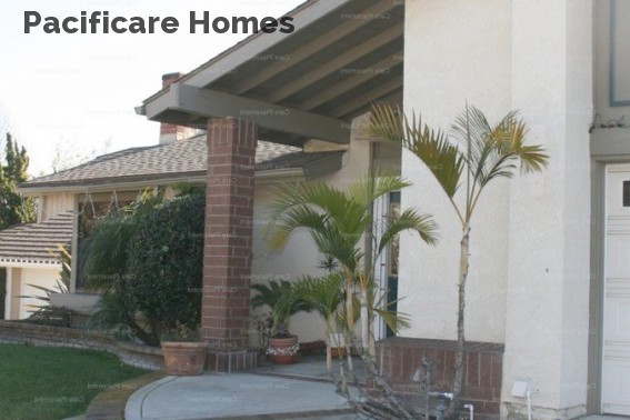 Pacificare Homes