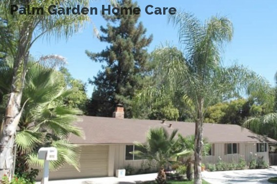 Palm Garden Home Care