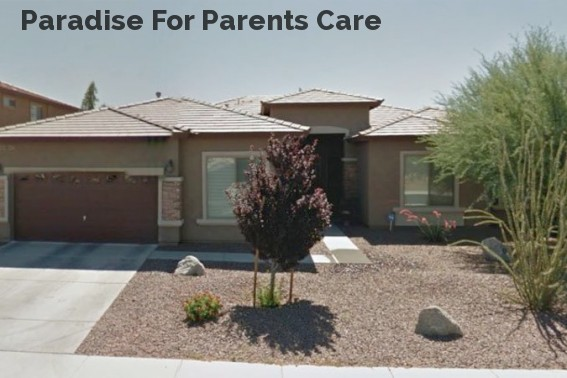 Paradise For Parents Care