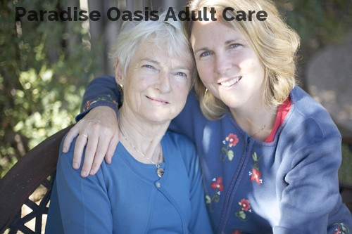 Paradise Oasis Adult Care