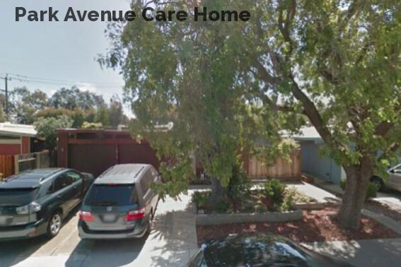 Park Avenue Care Home