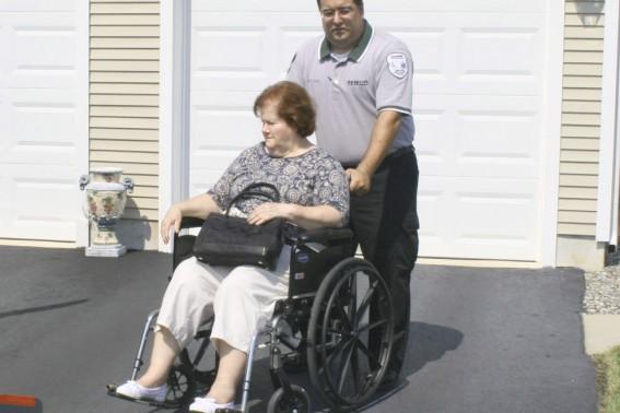 Personal Transportation for Seniors