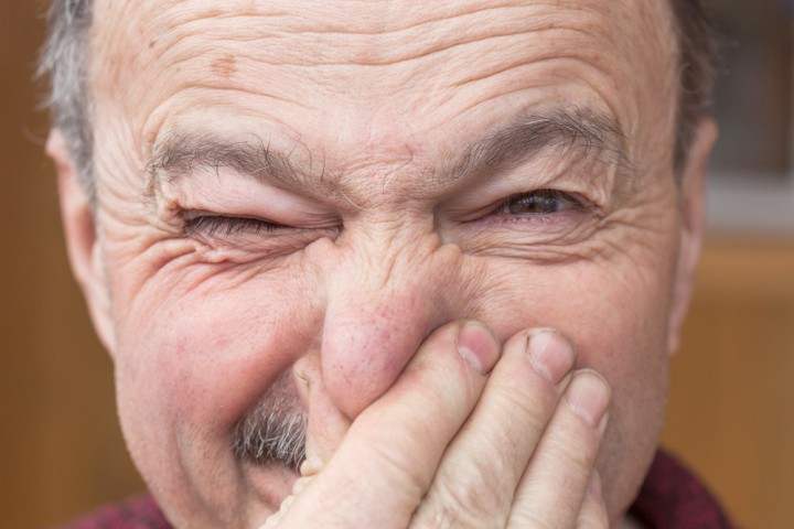 Phantom Odors May Be a Sign of Health Problems in the Elderly
