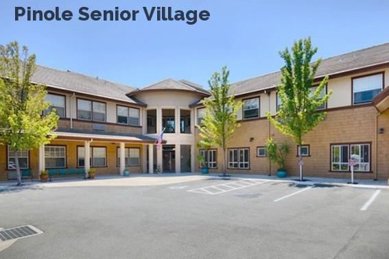 Pinole Senior Village
