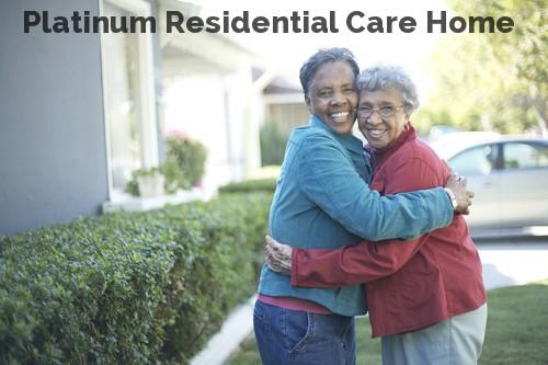 Platinum Residential Care Home