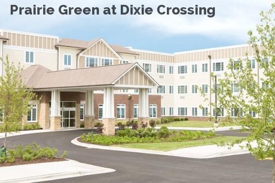 Prairie Green at Dixie Crossing