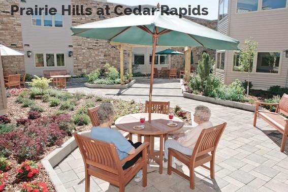 Prairie Hills at Cedar Rapids