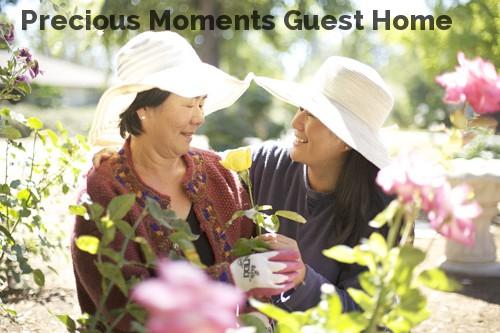 Precious Moments Guest Home